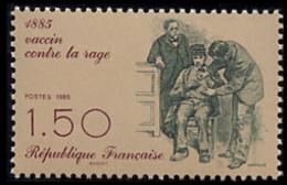 FRANCE 1985 - N° 2371 Pasteur - Non Classés