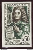 France Non Dentelé N° 1307 50c Pierre Fauchard Qualité:** - 1961 - Non Classés