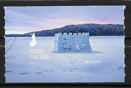 Finlande 2017 Neuf Europa Chateau - Unused Stamps