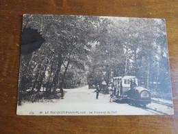 48 - LE TOUQUET - PARIS-PLAGE - Le Tranway Du Golf - Le Touquet