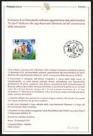 Italia/Italie/Italy: Bollettino Informativo Delle Poste, Lega Nazionale Dilettanti, National Amateur League, Ligue Natio - Unclassified