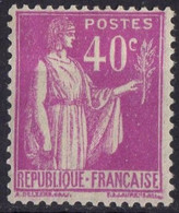 FRANCE N* 281 Charniere - Unused Stamps