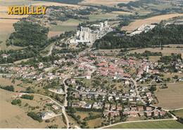 N° 9266 R -cpsm Xeuilley -vue Aérienne Du Village- - Sonstige Gemeinden