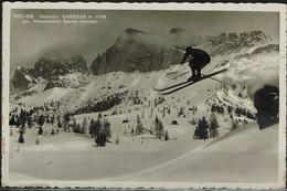 Ct 1740 - Carezza (pr. Novalenta) - Sports Invernali - Formato Piccolo - Bolzano (Bozen)