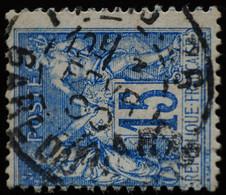 -Sage N°101 Type LI  O.(CAD ) PARIS GARE DU NORD ( Bur 26 ) 1899. - 1876-1898 Sage (Type II)