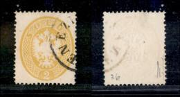 ANTICHI STATI ITALIANI - LOMBARDO VENETO - 1863 - 2 Soldi (36) Usato A Venezia (300) - Non Classés