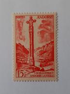 N° 146      Croix Gothique à Andorre-la-Vieille  -  15F - Unused Stamps