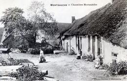 58   MONTSAUCHE  CHAUMIERES MORVANDELLES - Montsauche Les Settons
