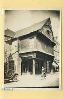 VITRE (ile Et Vilaine) - Vieille Maison (photo Années 30, Format 11,3cm X 8,5cm) - Places