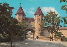 D-92224 Amberg - Oberpfalz - Nabburger Tor - Amberg