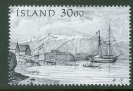 Iceland 1987; Stamp Day - Michel 672.** (MNH) - Nuovi