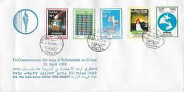 FDC 1993 - Eritrea