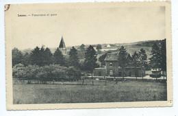 Lasne Panorama Et Gare - Lasne