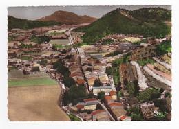 83 La Roquebrussanne N°23916 Belle Vue Générale Aérienne Et Colline De Lamanon VOIR DOS - La Roquebrussanne