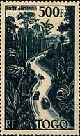 Ref. 42319 * NEW *  - TOGO . 1954. ROAD THROUGH THE JUNGLE. CARRETERA A TRAVES DE LA SELVA - Togo (1960-...)