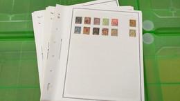 Lot N° TH 650 INDOCHINE LAOS Etc..  Neufs Ou Obl. Sur Page D'albums - Collezioni (in Album)