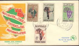 Ref. 488709 * NEW *  - TUNISIA . 1961. AFRICA DAY. DIA DE AFRICA - Tunisia (1956-...)