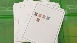 Lot N° TH 649 COMORES LIBAN  Etc..  Neufs Ou Obl. Sur Page D'albums - Collezioni (in Album)