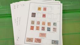Lot N° TH 647 MADAGASCAR Collection  Neufs Ou Obl. Sur Page D'albums - Collezioni (in Album)