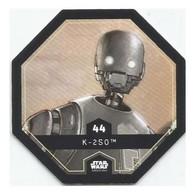 STAR WARS LECLERC JETON 44 K-2S0 - Other