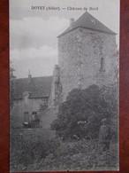 03 - DOYET - Château De Bord. (animé) - Andere Gemeenten