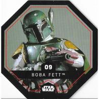 STAR WARS LECLERC JETON 09 BOBA FETT - Other