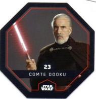 STAR WARS LECLERC JETON 23 COMTE DOOKU - Other