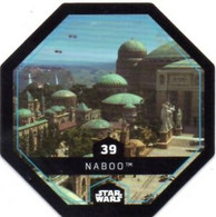 STAR WARS LECLERC JETON 39 NABOO - Other