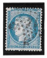 TIMBRES N° 60/A TYPE 1; GRANDE CASSURE ; TIMBRE CÉRÈS ; 146 A2  8 ème état; RARE; ;TTB - 1871-1875 Cérès