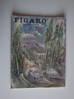 Le Figaro Artistique Illustré L'Automobile,le Tourisme,la Femme Et L'automobile,l'auto En Afrique,Bugatti,Century Huit - Andere