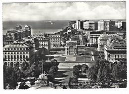 7787 - GENOVA PIAZZA DELLA VITTORIA ARCO TRIONFALE DEL PIACENTINI 1960 - Genova (Genoa)