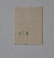 1331 C       Numéro Vert Au Verso  -  Oblitéré - 1962-65 Cock Of Decaris