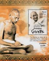 Peru - 2019 - Mahatma Gandhi - 150th Birth Anniversary - Mint Souvenir Sheet - Perú