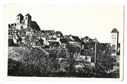 GOURDON  (cpsm 46)    Vue Générale      -  L 1 - Gourdon