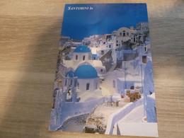 SANTORINI IA - EDITIONS MATHIOULAKIS - ANNEE 2009 - - Grecia