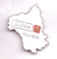 X131 Pin's France Telecom Département Aveyron Achat Immédiat - France Telecom