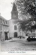 La Meyze. Place De L'Eglise. - Other Municipalities