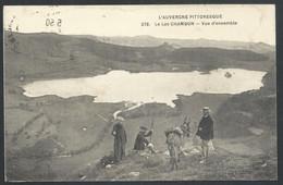 +++ CPA - France 63 - Auvergne - PUY DE DOME - Le Lac CHAMBON - Vue D'ensemble  // - Sin Clasificación