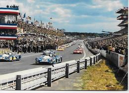 CPSM - LES 24 HEURES DU MANS , SPORT AUTOMOBILE , Présentation Des Voitures En 1999 - Le Mans
