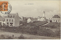 FRANCE - QUIBERON - HOTEL DE FAMILLE - 1921 - Quiberon