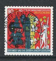 Duitsland 2020, Mi 3526 Welvaart, Toeslag, Zelfklevend,  Mooi  Gestempeld - Gebruikt