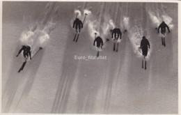 Schussfahrt Im Pulverschnee Skihutte Heuberge Ski-Club Prattigau - Wintersport