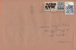 BELGIO - BELGIE - BELGIQUE - 2004 - Le Recensement De Bethléem - 1,50F + Gillet 1937 - Medium Envelope - Viaggiata Da Li - Briefe U. Dokumente
