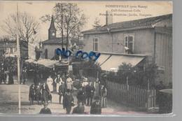 54 BOSSERVILLE CAFE RESTAURANT COLIN - Other Municipalities