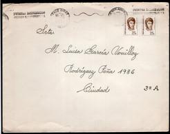 Argentina - 1972 - Lettre - Circulé - Envoyé En Buenos Aires - A1RR2 - Cartas