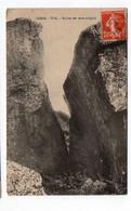 20 - CORSE - TOX - Rocher Des Sette Sulaghie - 1919 (Y34) - Otros Municipios