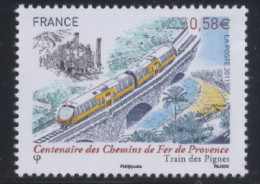 N° 4564 Chemin De Fer De Provence 0,58 € - Ongebruikt