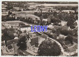 CPSM 10X15  De PERRET (22) - VUE AERIENNE De L' EGLISE N° 97-58A -1964 - Other Municipalities