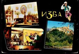1 Carte -- Contes Village -- Izba -- Restaurant Russe - Other Municipalities