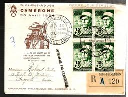 39645 - LEGION ETRANGERE - CAMERONE - Militaria